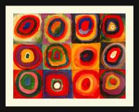 abstract art developed a