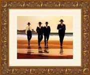 The Billy Boys by Vettriano