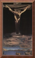 Salvador Dali Christ of St. John of the Cross