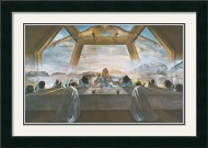 Salvador Dali The Last Supper