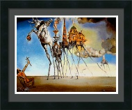 Salvador Dali Temptation of St. Anthony